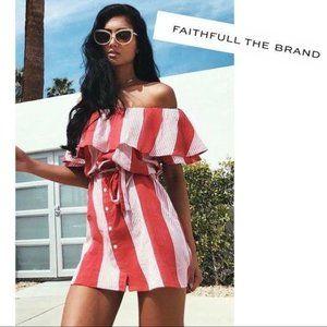 Faithfull the Brand Anthropologie Dress 4